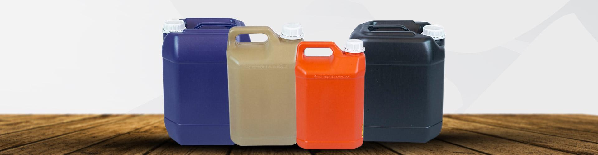 Fabricante de Embalagens para Químicos e Agroquímicos